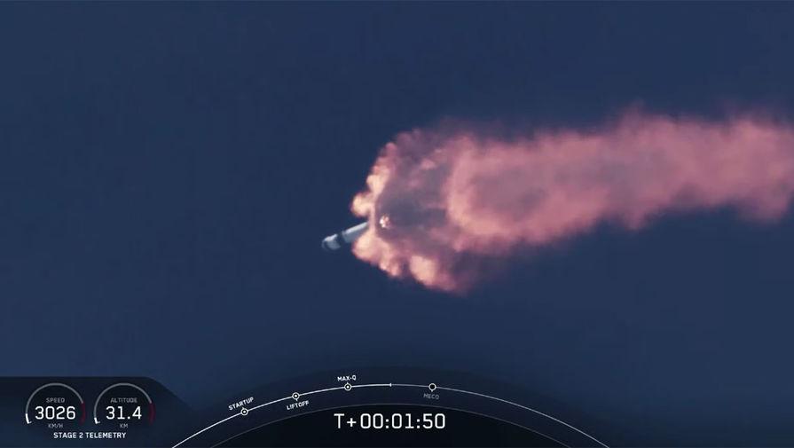 Ракета с двумя астронавтами на корабле Crew Dragon стартовала к МКС - Газета.Ru