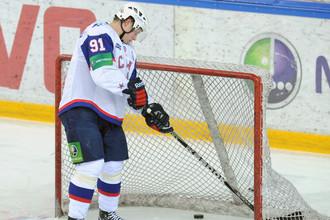 Владимир Тарасенко был самым молодым и результативным в СКА