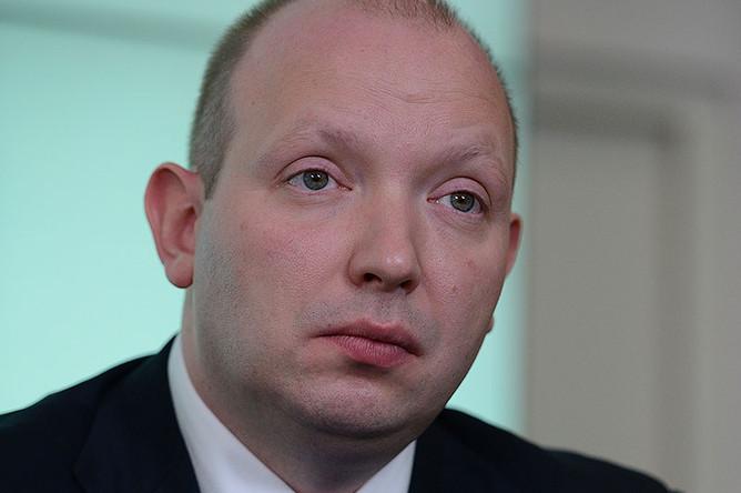 Гендиректор ВСМПО-АВИСМА Михаил Воеводин