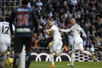 «Реал» победил «Гранаду», продлив свою «сухую» серию в чемпионате