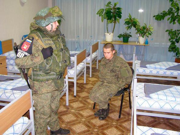 Солдат-срочник, убивший восьмерых сослуживцев в Забайкальском крае