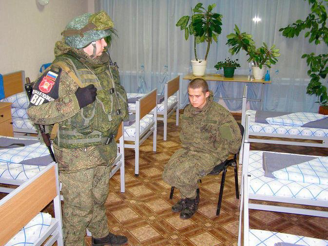 Солдат-срочник Рамиль Шамсутдинов, убивший восьмерых сослуживцев в Забайкальском крае