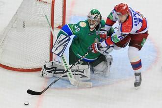 ЦСКА прервал неудачную серию