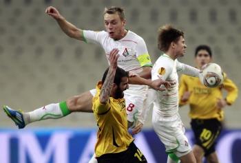 Денис Глушаков открыл счет в матче