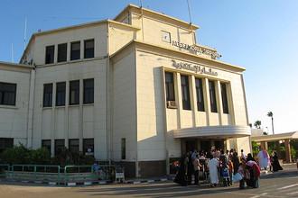 Аэропорт Борг-эль-Араб в Александрии