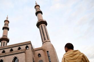 Мечеть Эс-Салам в Роттердаме, Нидерланды