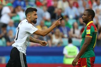 Сборная Германии вышла в полуфинал Кубка конфедераций