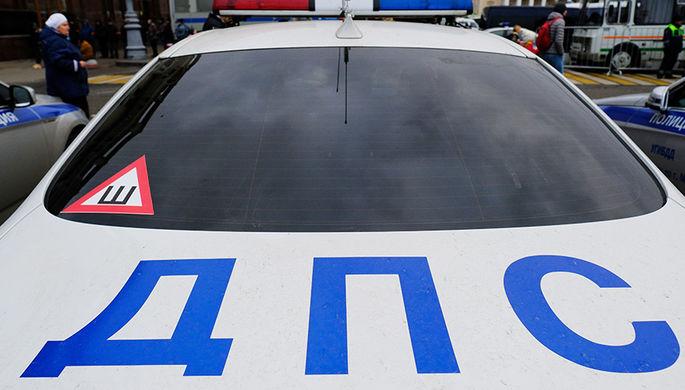 Смертельная погоня: полицейские задавили своего