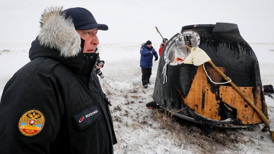 Космонавт рассказал, кто мог просверлить дыру в