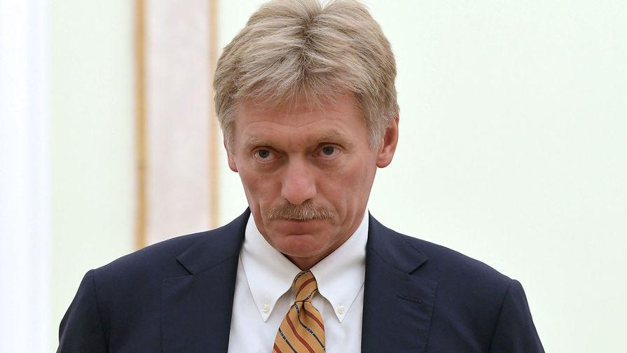 Песков оценил ход работы по тушению пожаров в Сибири