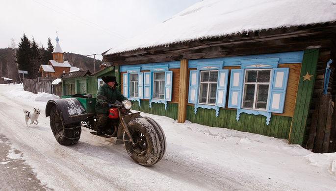 Страшнее войны: что не так с дорогами в России