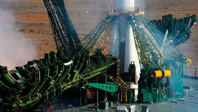 Робот Федор не попал на МКС: «Союз» не смог состыковаться