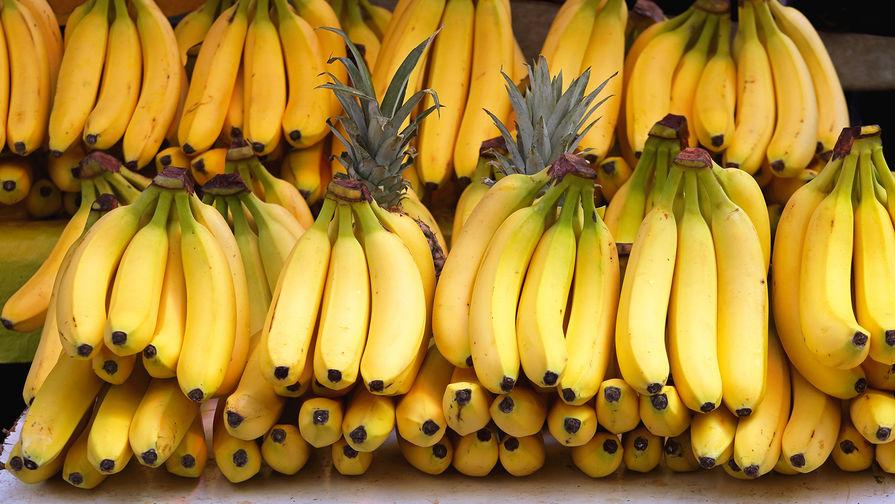 СМИ: бананы оказались под угрозой исчезновения из-за гриба