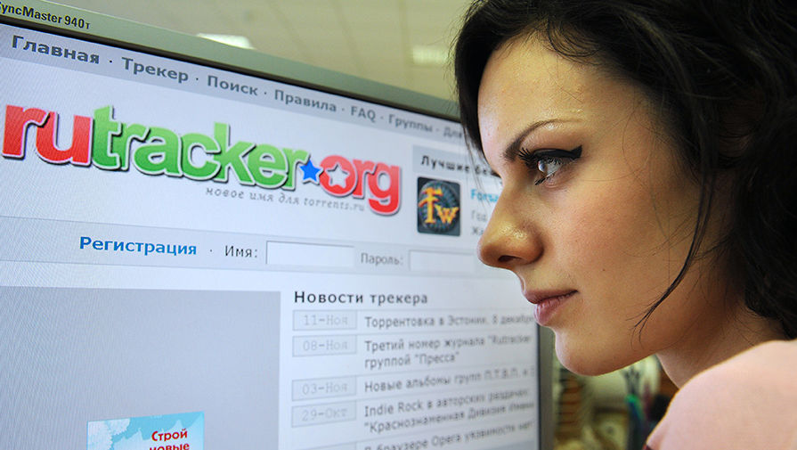 торрент трекеры запрещенные в россии