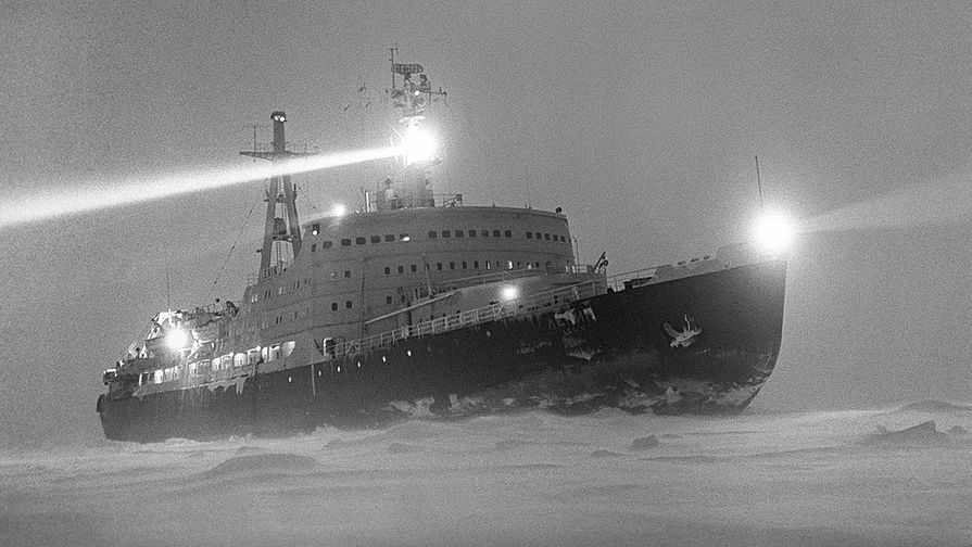 Мирный атом: как «Ленин» ломал льды «холодной войны»