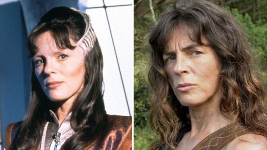 Актриса Мира Фурлан в сериалах «Вавилон-5» и «Остаться в живых»
