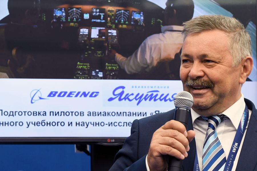 Генеральный директор авиакомпании «Якутия» покидает пост после замечаний надзорных органов
