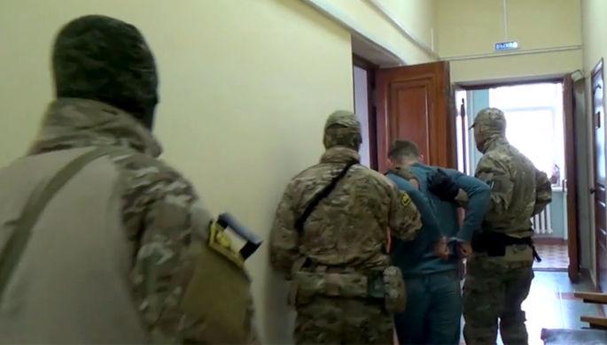 Крымским диверсантам прибыло подкрепление