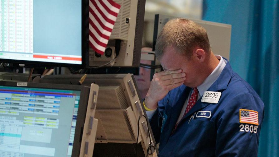 Штаты падают в долговую яму