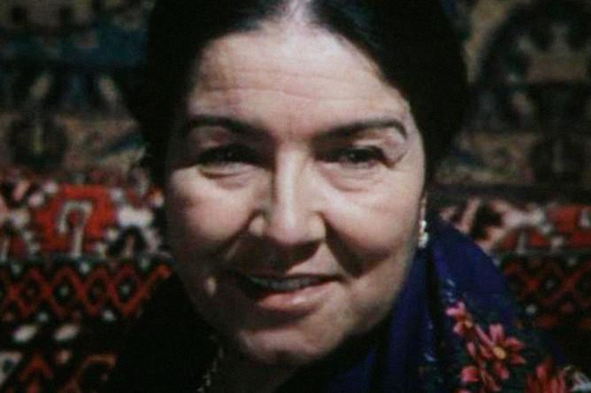 Мая Кулиева в фильме «Время по солнцу» (1979)
