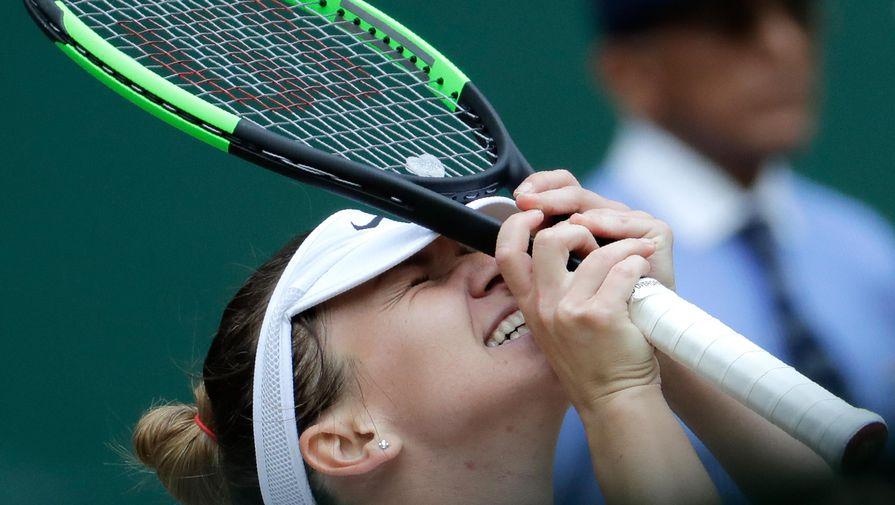Румынка Халеп стала победительницей теннисного турнира в Дубае