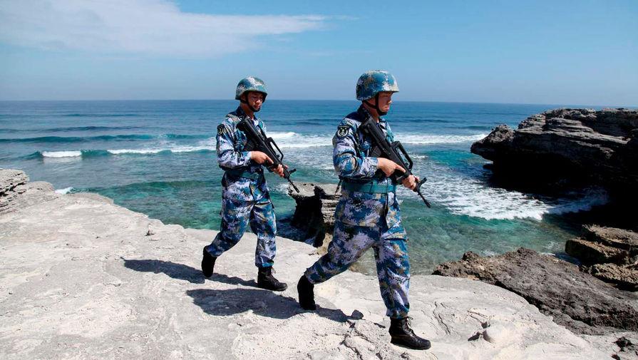 Южно-Китайское море: опасные маневры Пекина и Вашингтона