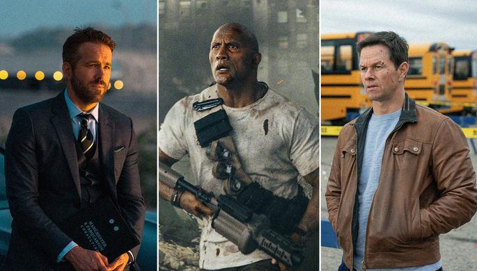 Миллионы Netflix: названы самые высокооплачиваемые актеры