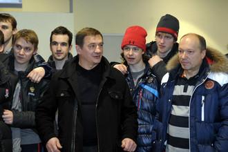 Молодежная сборная России вернулась с серебряными медалями ЧМ