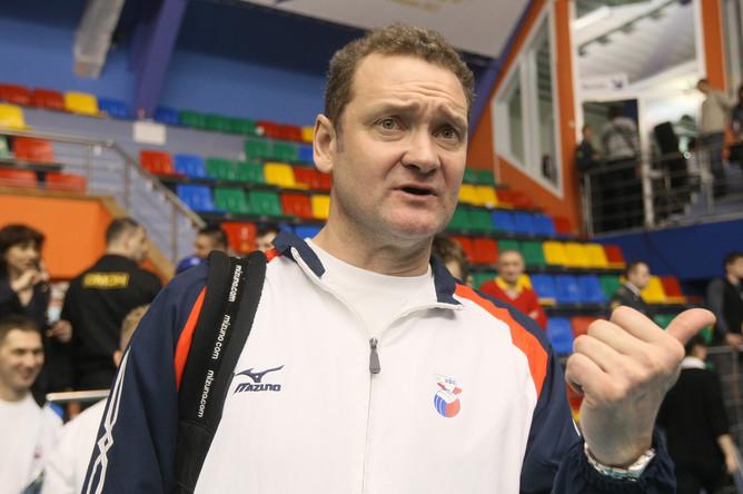 Воронков в качестве главного тренера сборной Востока на «Матче звезд». Январь 2011 года