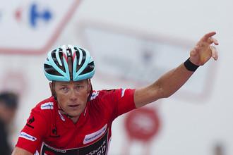 Американец Кристофер Хорнер — победитель «Вуэльты»-2013