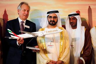 У Emirates Airline уже есть более 120 самолетов Boeing 777