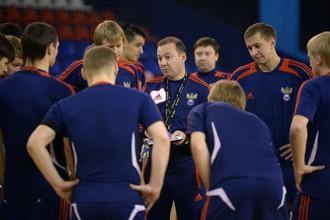 Сборная России по мини-футболу готовится стартовать на Евро-2014