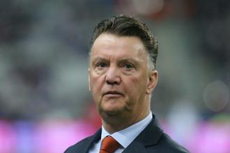 Новый наставник «Манчестер Юнайтед» Луи ван Гал