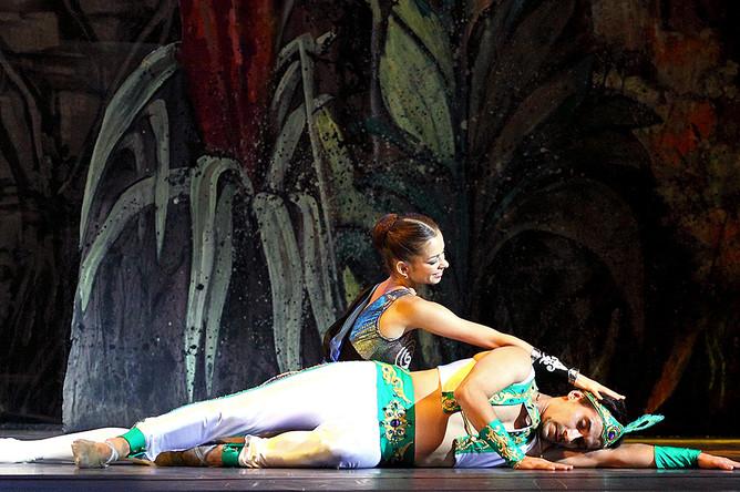 Cпектакль «Волшебная флейта» в постановке Андрея Петрова