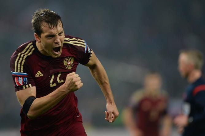 Сможет ли осевший в запасе «Спартака» Артем Дзюба повести за собой сборную России?