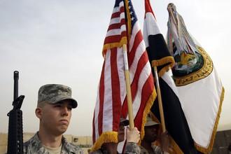 Вывод американских войск из Ирака, декабрь 2011 года