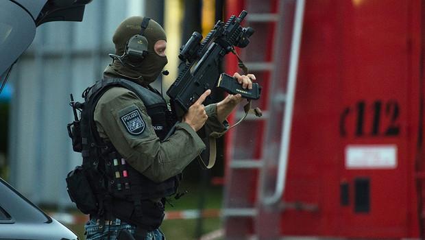 Теракт в Мюнхене: есть погибшие
