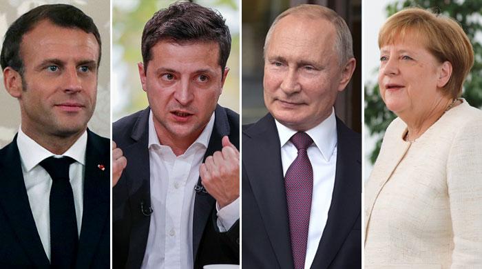 Зеленский готов лично встретиться с Путиным