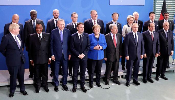 Встречи в Берлине: о чем Путин рассказал Совбезу
