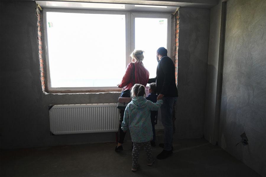 Госдума усилит права родственников владельцев аварийного жилья