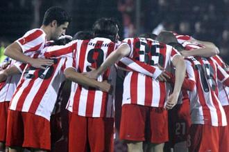 «Олимпиакос» вышел в 1/8 финала Кубка Греции
