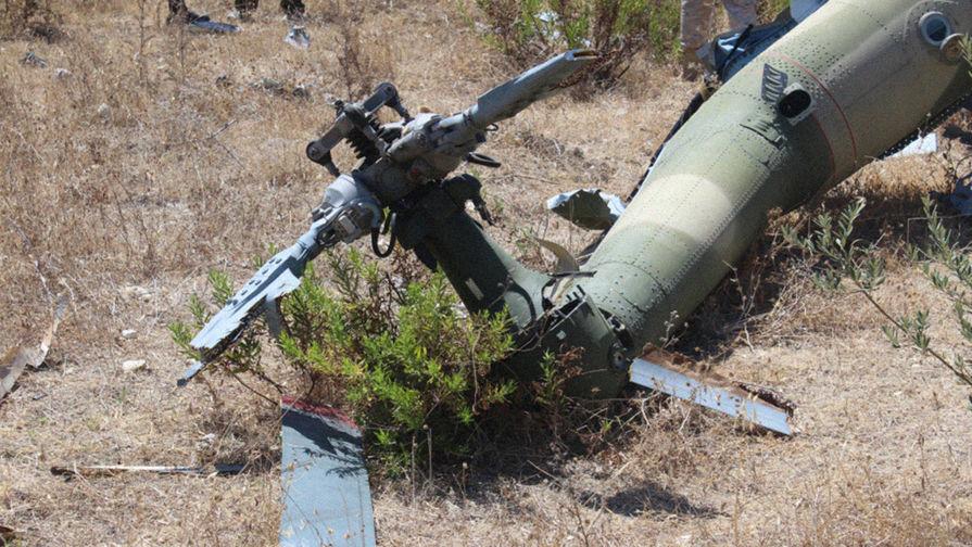 Погибли на учениях: на Украине разбился военный вертолет