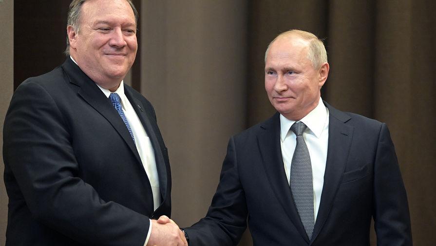 «Намек на оттепель»: CNN о поисках США «перезагрузки» с Россией