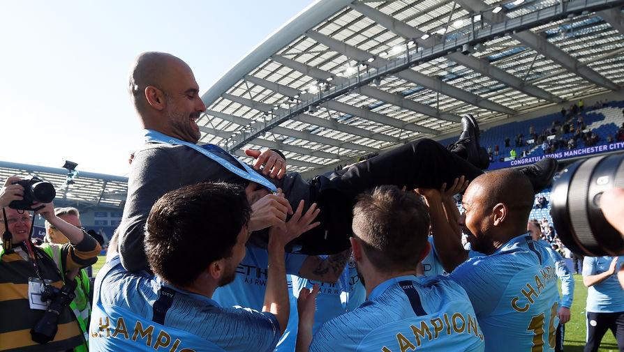 Гвардиола может покинуть Англию по окончании сезона