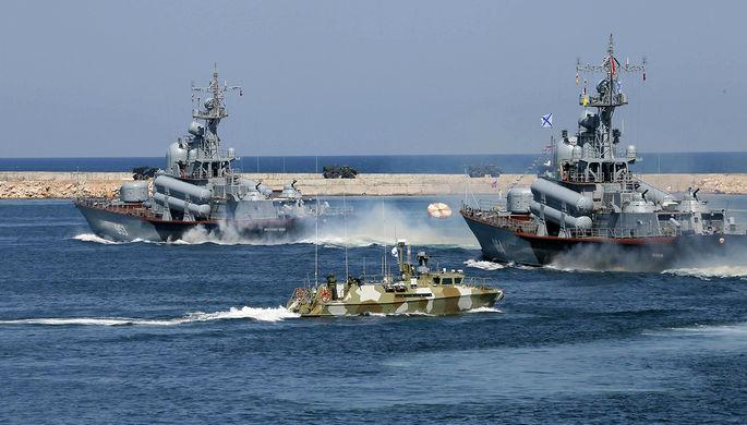 Контроль за ситуацией: РФ усиливает систему слежения в Черном море