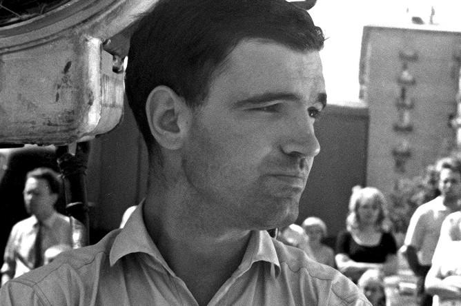 Сценарист Геннадий Шпаликов, 1965 год