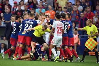 Матчи «Спартака» и ЦСКА всегда проходят в напряженной атмосфере