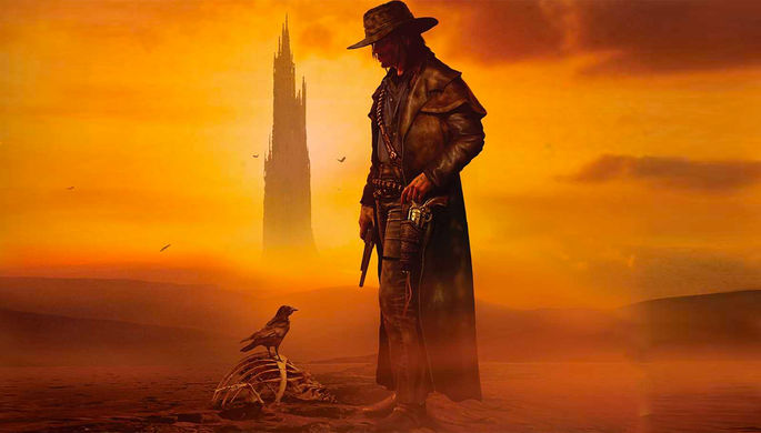 Арт к сериалу «Темная башня»