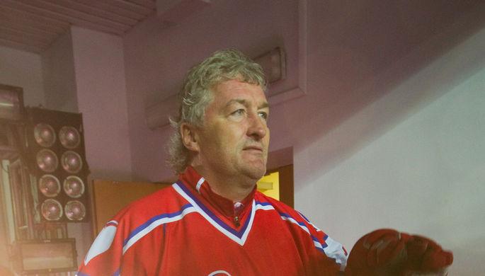 Данис Зарипов (слева) против ЦСКА