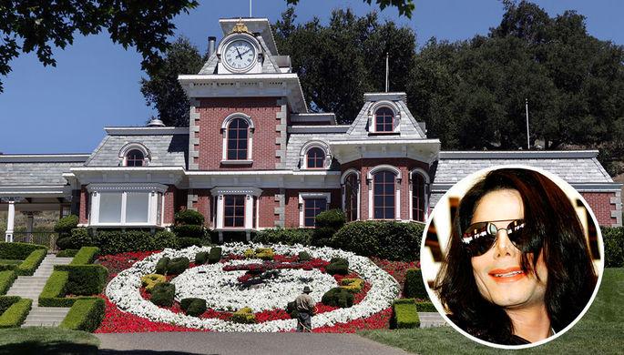 Отдали за бесценок: миллиардер купил поместье Майкла Джексона